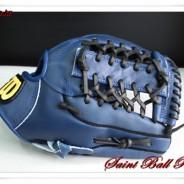 윌슨 MLB RGJ312 유소년 글러브(블루)