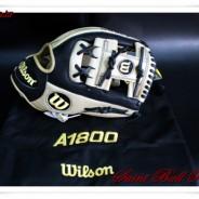 [WILSON] 윌슨 A1800 1786-BL 내야용 11.5인치