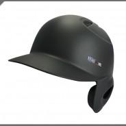 윌슨 무광 블랙 헬멧 좌귀 (우타자용)