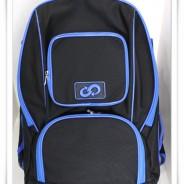 세인트볼파크 보급형 백팩 블랙/블루 배색 (쿠폰할인제외상품)