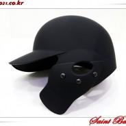 [검투사] 국산 경량 헬멧 블랙 무광 (우타자용) [할인 쿠폰 적용 제외 상품]