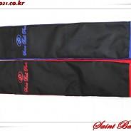 개인용 배트 헬멧 글러브 및 소지품 걸이 가방 2종