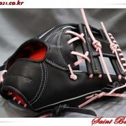 [기획상품] 블랙 베이비 핑크 내야, 외야 글러브 149,000원, 159,000원 [모든 할인 쿠폰 적용 제외]
